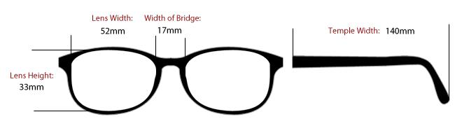 Bliss Ultem eyeglass